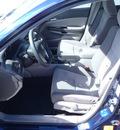 honda accord 2009 blue sedan lx gasoline 4 cylinders front wheel drive automatic 33870