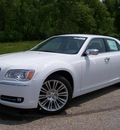 chrysler 300 2011 white sedan limited gasoline 6 cylinders rear wheel drive not specified 44024