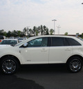 lincoln mkx 2008 tan suv mkx gasoline 6 cylinders front wheel drive automatic 27215