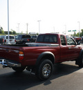 toyota tacoma 2003 red tacoma 4x4 gasoline 6 cylinders 4 wheel drive automatic 27215