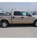 ford f 150 2011 lt  gray xlt flex fuel 8 cylinders 2 wheel drive automatic 77388