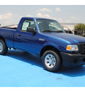 ford ranger 2011 lt  blue xl gasoline 4 cylinders 2 wheel drive 5 speed automatic 77388