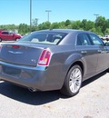 chrysler 300 2011 dk  gray sedan c gasoline 8 cylinders rear wheel drive not specified 44024