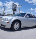 chrysler 300 2006 silver sedan touring gasoline 6 cylinders rear wheel drive automatic 33870