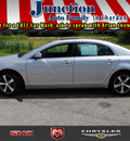 chevrolet malibu 2008 silver sedan lt gasoline 4 cylinders front wheel drive 4 speed automatic 44024