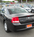 dodge charger 2010 black sedan sxt gasoline 6 cylinders rear wheel drive 4 speed automatic 99212