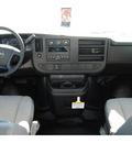 chevrolet express cargo 2011 white van 2500 flex fuel 8 cylinders rear wheel drive automatic 77090