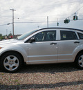 dodge caliber 2008 silver hatchback sxt gasoline 4 cylinders front wheel drive automatic 13212