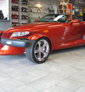 plymouth prowler 2001 prowler orange gasoline 6 cylinders rear wheel drive automatic 45840