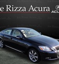 lexus gs 2009 blue sedan 350 awd gasoline 6 cylinders all whee drive automatic with overdrive 60462