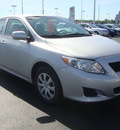 toyota corolla 2010 silver sedan le gasoline 4 cylinders front wheel drive automatic 45342