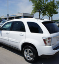 chevrolet equinox 2009 white suv lt gasoline 6 cylinders front wheel drive automatic 76205