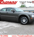 chrysler 300 2008 gray sedan touring wp chrysler sign serie gasoline 6 cylinders rear wheel drive automatic 45840