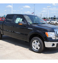 ford f 150 2011 black xlt flex fuel 8 cylinders 2 wheel drive automatic 77388