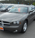 dodge charger 2010 gray sedan sxt gasoline 6 cylinders rear wheel drive 4 speed automatic 99212