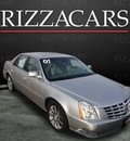 cadillac dts 2007 silver sedan gasoline 8 cylinders front wheel drive automatic with overdrive 60546