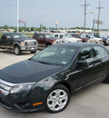 ford fusion 2010 dk  gray sedan se flex fuel 6 cylinders front wheel drive automatic 76205