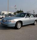 lincoln town car 2006 blue sedan signature limited flex fuel 8 cylinders rear wheel drive automatic 33870