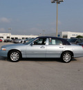 lincoln town car 2006 blue sedan signature limited flex fuel 8 cylinders rear wheel drive automatic 33870