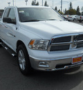 ram ram pickup 1500 2011 bright wht big horn gasoline 8 cylinders 4 wheel drive 5 speed automatic 99212