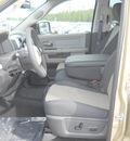 ram ram pickup 1500 2011 gold big horn gasoline 8 cylinders 4 wheel drive 5 speed automatic 99212
