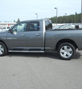ram ram pickup 1500 2011 mineral gry met big horn gasoline 8 cylinders 4 wheel drive 5 speed automatic 99212