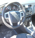 chrysler 200 2011 red sedan limited gasoline 4 cylinders front wheel drive shiftable automatic 99212