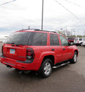 chevrolet trailblazer 2002 red suv ls 4wd gasoline 6 cylinders 4 wheel drive 4 speed automatic 55321