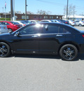 chrysler 200 2011 black sedan limited gasoline 4 cylinders front wheel drive shiftable automatic 99212