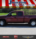 gmc sierra 1500 2008 red slt gasoline 8 cylinders 4 wheel drive 4 speed automatic 44024