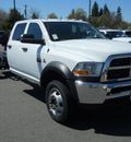 ram ram chassis 4500 2011 bright wht st diesel 6 cylinders 4 wheel drive automatic with overdrive 99212
