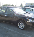 nissan maxima 2011 crimson black sedan s gasoline 6 cylinders front wheel drive automatic 33884