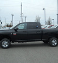 ram ram pickup 2500 2011 black st diesel 6 cylinders 4 wheel drive automatic with overdrive 99212