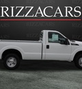 ford f 250 2011 white super duty flex fuel 8 cylinders 2 wheel drive automatic with overdrive 60546