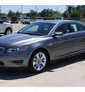 ford taurus 2011 gray sedan limited gasoline 6 cylinders front wheel drive 6 speed automatic 77388