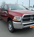 ram ram pickup 2500 2011 dp chr red cp slt diesel 6 cylinders 4 wheel drive automatic with overdrive 99212