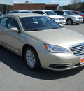 chrysler 200 2011 gold sedan lx gasoline 4 cylinders front wheel drive automatic 99212