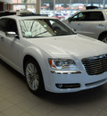 chrysler 300 2011 white sedan limited gasoline 6 cylinders rear wheel drive 5 speed automatic 99212