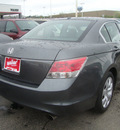 honda accord 2009 dk  gray sedan ex l gasoline 4 cylinders front wheel drive automatic 45342