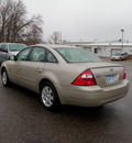 ford five hundred 2005 gold sedan sel awd gasoline 6 cylinders all whee drive cont  variable trans  55321