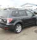 subaru forester 2010 dk  gray suv 2 5x premium gasoline 4 cylinders all whee drive autostick 55811