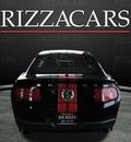 ford mustang 2012 black coupe shelby gt500 gasoline 8 cylinders rear wheel drive 6 speed manual 60546