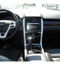 ford edge 2011 silver limited gasoline 6 cylinders front wheel drive automatic 77388