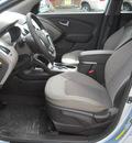 hyundai tucson 2011 aurora blue suv gls gasoline 4 cylinders all whee drive 6 speed automatic 99208