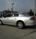 buick lucerne 2011 quicksilver metalli sedan cxl flex fuel 6 cylinders front wheel drive automatic 33870