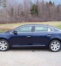buick lacrosse 2011 blue sedan cxl gasoline 4 cylinders front wheel drive not specified 44024