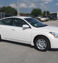 nissan altima 2011 winter frost sedan s gasoline 4 cylinders front wheel drive automatic 33884