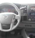 nissan n v 3500 2012 white sv gasoline v8 rear wheel drive automatic 33884