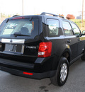 mazda tribute 2008 black suv i sport gasoline 4 cylinders all whee drive automatic 27215