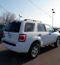 ford escape 2010 white suv xlt 4wd gasoline 4 cylinders all whee drive automatic with overdrive 55321
